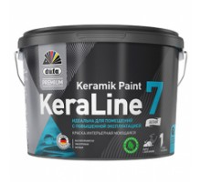 """DufaPremium"" ВД краска KeraLine 7  база1  9л"